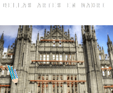 Bellas artes en  Madrid